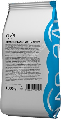 oVe COFFEE CREAMER WHITE 1000g